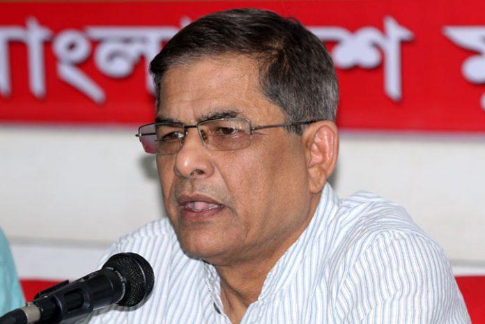 সরকার কাল্পনিক মামলায় নাজেহাল করছে বিএনপির নেতাদের