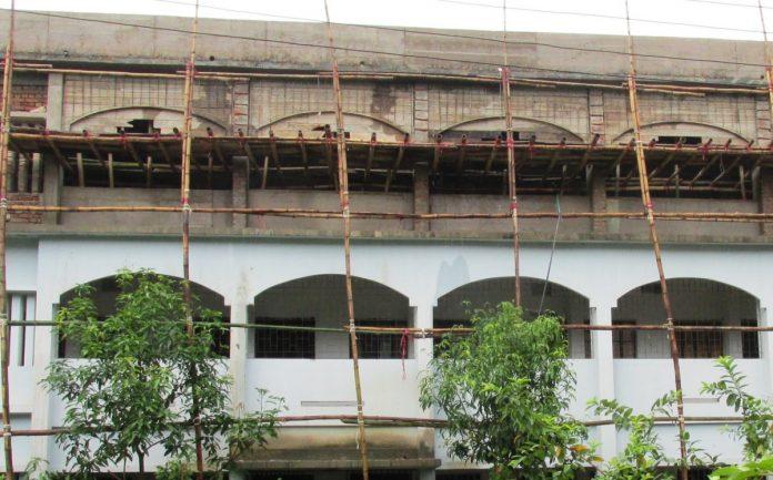 বান্দরবান মহিলা কলেজের নির্মাণ কাজ স্থগিতের নোটিশ