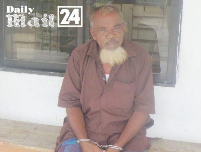ফরিদপুরে ১ কেজি গাঁজাসহ মাদক ব্যবসায়ী আটক