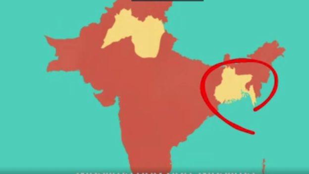 র্যাডক্লিফের ভারত বিভক্তির ইতিহাস