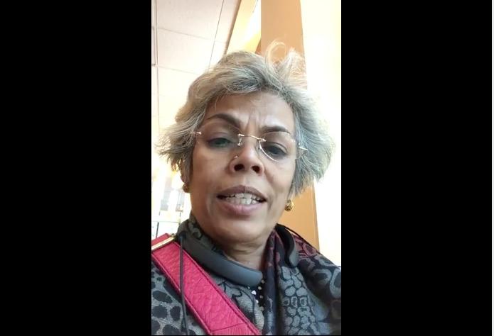 নিজেকে মানুসিক রোগী দাবি করলেন রুবি!