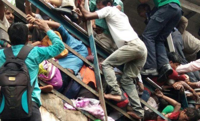 মুম্বাইয়েরপদপিষ্ট হয়ে ২২ জন নিহত