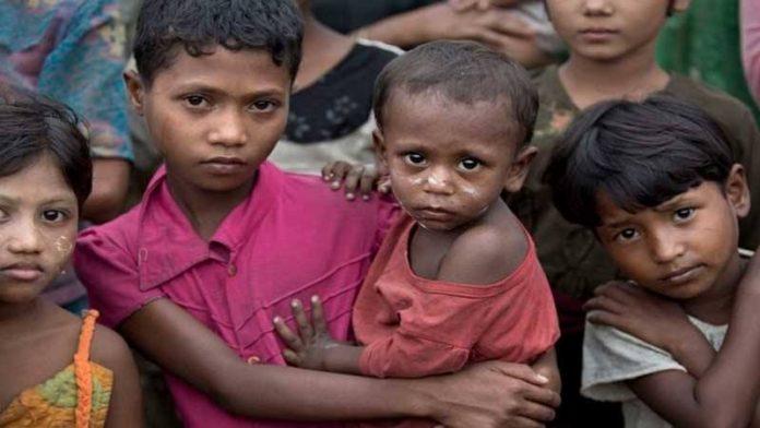 রোহিঙ্গা শিশুদের তালিকা তৈরী করছে সরকার