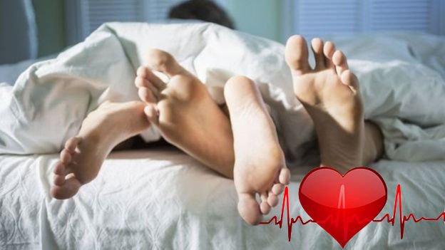 যৌন সম্পর্কের কারণেহৃদরোগের ঝুঁকি পুরুষদের