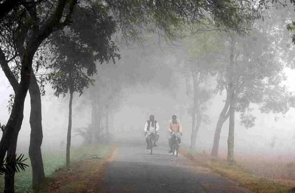 হাড় ভাঙ্গা শীতে কাঁপছে দিনাজপুর