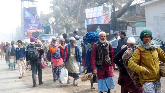 টঙ্গীতে সড়ক দুর্ঘটনা, ইজতেমার মুসল্লি নিহত