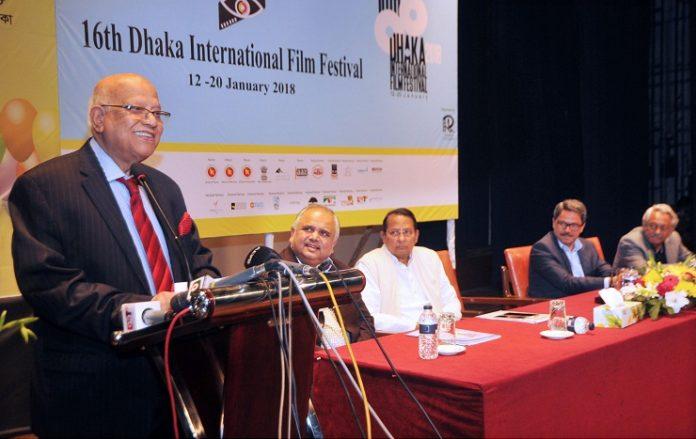 ঢাকায় শুরু হয়েছে আন্তর্জাতিক চলচ্চিত্র উৎসব ২০১৮