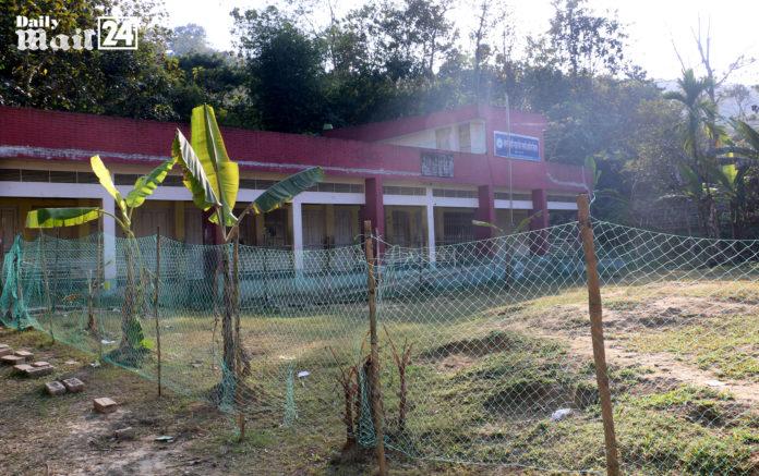 বান্দরবানে প্রাথমিক বিদ্যালয়ের মাঠ দখল, খেলাধুলা থেকে বঞ্চিত শিশুরা
