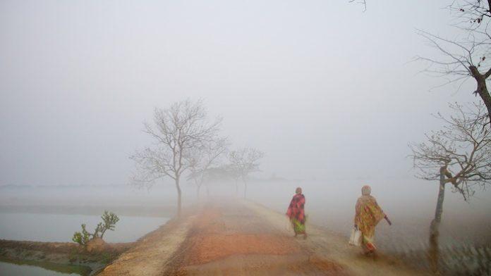 হাড় কাঁপান শীতে নাকাল জন জীবন, সর্বনিম্ন তাপমাত্রা ৫.৮ ডিগ্রির নিচে