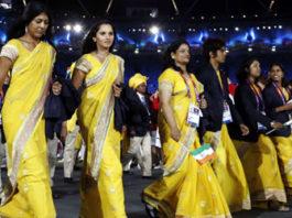 অলিম্পিকেশাড়ি পরার প্রথা বাতিল করতে যাচ্ছে ভারত