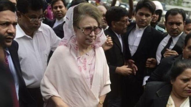 খালেদা জিয়ার সাজা, হরতাল অবরোধহীন চলছে বিএনপির কর্মসূচি