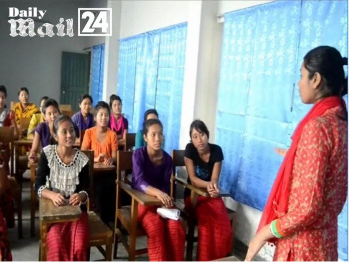 বান্দরবানে পাহাড়ী নারীদের জন্য হংকং এর ক্যান্টনিজ ভাষার প্রশিক্ষণ