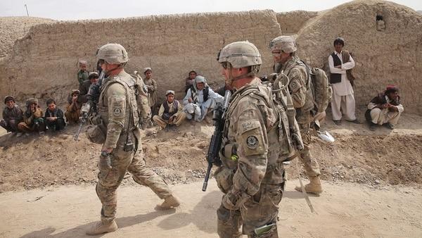 'মার্কিন সেনাদেরহস্তক্ষেপেরসুযোগ দেয়া হবে না'