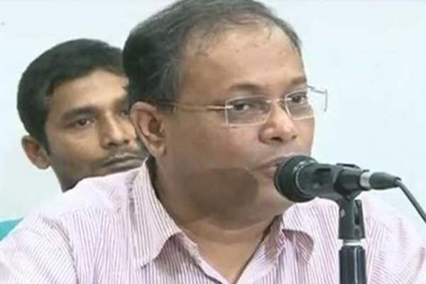 'কারণে অকারণে সংবাদ সম্মেলন করেন বিএনপি নেতারা'