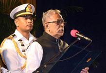 দেশের ২০তম রাষ্ট্রপতি হিসেবে শপথ নিলেনআবদুল হামিদ