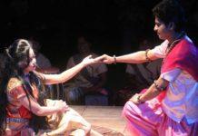 বর্ষবিদায়ও বর্ষবরণে স্বপ্নদলের'চিত্রাঙ্গদা'র চার প্রদর্শনী