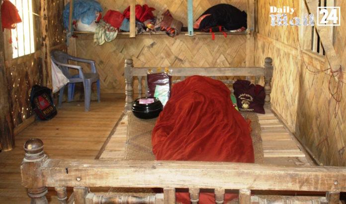 বান্দরবানে বৌদ্ধ ভিক্ষুকে কুপিয়ে হত্যা, ভিক্ষু শ্রমন পলাতক