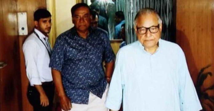 স্বরাষ্ট্রমন্ত্রীর সাথেবৈঠকেনজরুল ইসলাম খানসহবিএনপির তিন নেতা