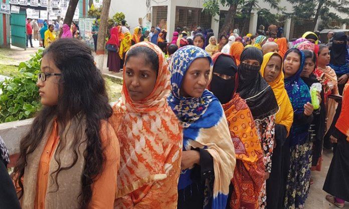 কেসিসিনির্বাচনেপুরুষ ভোটারের চেয়ে নারী ভোটারের সংখ্যাই বেশি