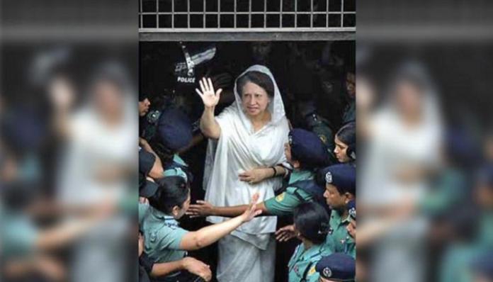 খালেদার জামিন শুনানিপেছালো১ দিন