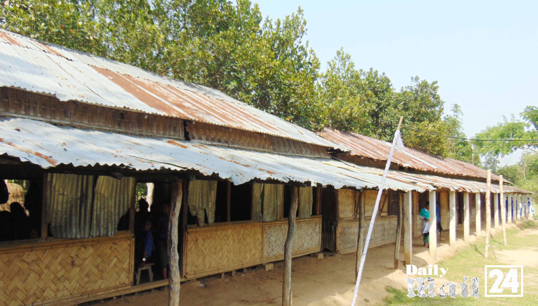 চুনারুঘাটে অবকাঠামো সংকটে চন্দ্রমল্লিকা উচ্চ বিদ্যালয়