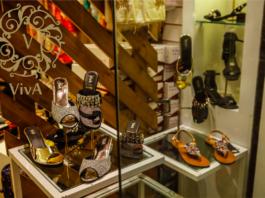 ঈদে নতুন ডিজাইনের ফুট ওয়্যার নিয়ে বাজারে Viva footwear