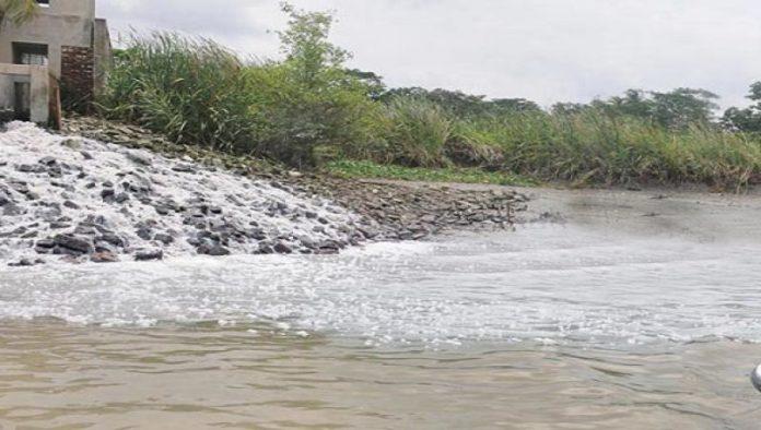 নদীর দূষণ রোধে পেপার মিলস বন্ধঘোষণা