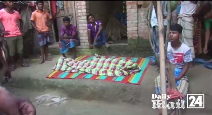 দিনাজপুরের বীরগঞ্জে এক বৃদ্ধকে কুপিয়ে হত্যা, আটক-২