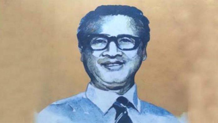 বাংলাদেশর সাবেক প্রধানমন্ত্রী তাজউদ্দিন আহমদের ৯৪তমজন্মদিন আজ