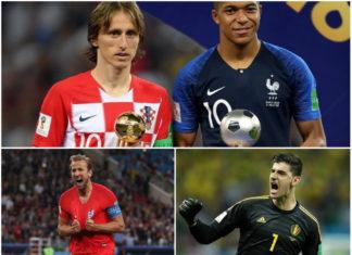 সেরা বিশ্বকাপের সেরা খেলোয়াড়!