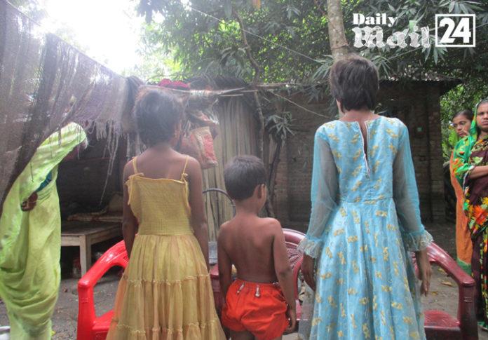 ঝিনাইদহ লাউদিয়া গ্রামের এক পরিবারের তিন শিশুকে যৌন নিপীড়ন