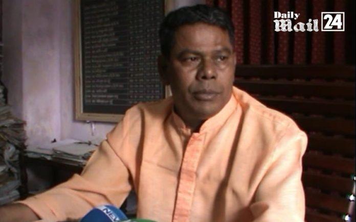 দিনাজপুর পৌর মেয়র সৈয়দ জাহাঙ্গীর আলম গ্রেপ্তার