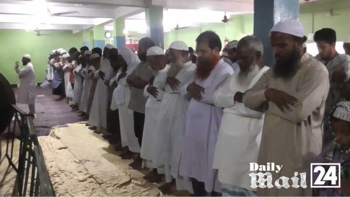 সৌদি আরবের সাথে সঙ্গতি রেখে দিনাজপুরে আজ ২ হাজার পরিবারের ঈদ উদযাপন