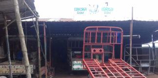 ঝিনাইদহে অবৈধ কারখানায় অবৈধ ইঞ্জিন চালিত যানবাহন তৈরির রমরমা ব্যবসা