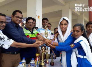 শ্যামনগরে জাতীয় স্কুল-মাদ্রাসার গ্রীস্মকালীন ক্রীড়া প্রতিযোগিতার পুরষ্কার বিতরণ