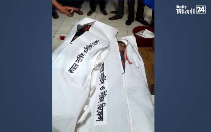 বান্দরবানে মর্মান্তিক সড়ক দূর্ঘটনায় ২ মোটর সাইকেল আরোহী নিহত