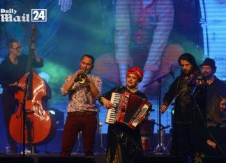 সুরের রঙে রাঙ্গানো আন্তর্জাতিক লোকসংগীত উৎসব-২০১৮ এর প্রথম দিন