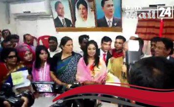 বিএনপির মনোনয়নপত্র কিনলেন চিত্রনায়ক হেলাল খান ও কণ্ঠশিল্পী বেবী নাজনীন