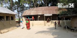 দলীয় কোন্দলে হামলা আতংকে পুরুষশুণ্য বাগুটিয়া গ্রামের ৩০টি পরিবার