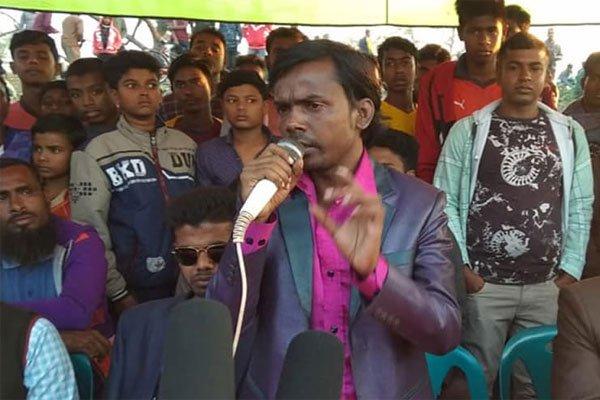 ভোট বর্জন করলেনবগুড়া-৪ আসনের স্বতন্ত্র প্রার্থী হিরো আলম