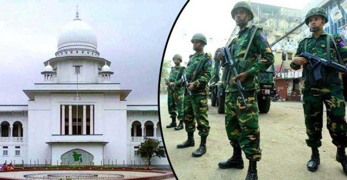 সশস্ত্র বাহিনী দিয়ে ভোট গণনা, হাইকোর্ট বললেন 'পরে আসুন'