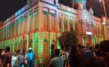 কলকাতার বইমেলায়জনপ্রিয় প্যাভিলিয়নের পুরস্কার পেয়েছে বাংলাদেশ