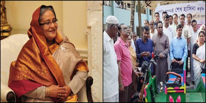 প্রধানমন্ত্রীরমোবাইলে ফোন করে কপাল খুলল মুদি দোকানদারের