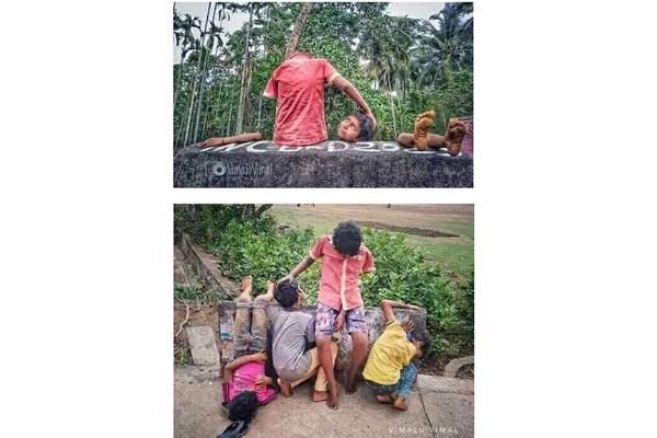 সামাজিক যোগাযোগ মাধ্যম ফেসবুকে এবার যে ছবি ভাইরাল