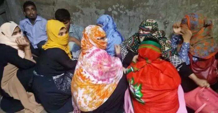 বাসা ভাড়া নিয়ে দেহ ব্যবসা, হাতেনাতে ধরা খেয়েছেন দুই নারী