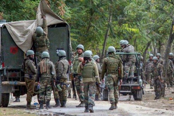কাশ্মীরে ২৫ হাজার নতুন ভারতীয় সেনা মোতায়েন