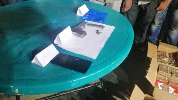 কলাবাগান ক্লাবে পাওয়া গেছে বিশেষ ধরনের গন্ধহীন হলুদ ইয়াবা