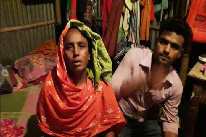 'আমার কোলের সন্তান গো আল্লাহ, আঁচল পাইতা প্রাণ ভিক্ষা চাই'