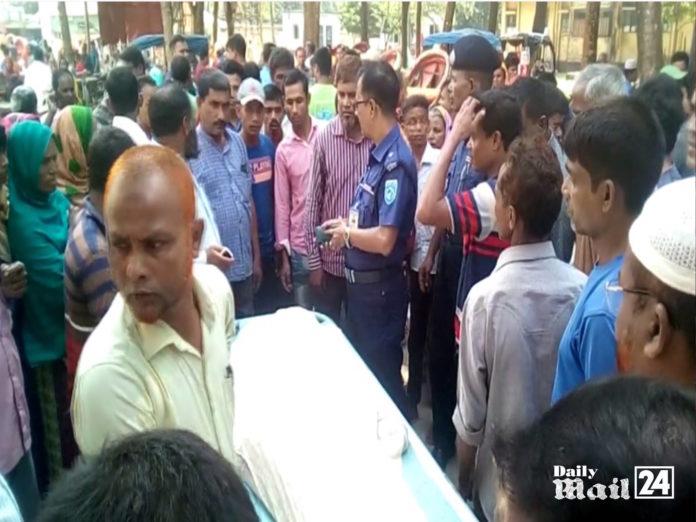 দিনাজপুর বিরামপুরে সড়ক দূর্ঘটনায় এক শিক্ষার্থীর মৃত্যু