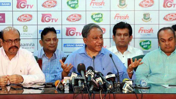 'সাকিবের কারণে ১০০ কোটি টাকা পায়নি বাংলাদেশ ক্রিকেট বোর্ড'